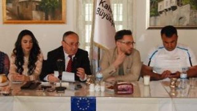 Avrupalı Öğrenciler Kahramanmaraş'ta
