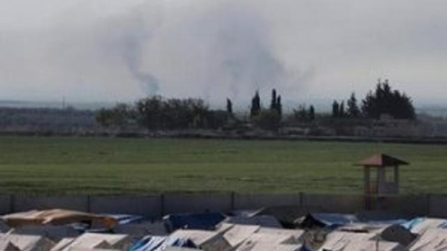 IŞİD Türkiye sınırındaki kamplara saldırdı !