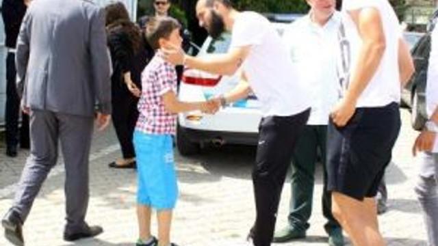 Şehit Polisin Oğluna Manisaspor'dan Jest