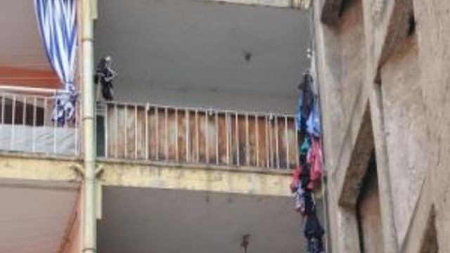 Fuhuş Baskınında 6'ncı Kattan Atlayan Kadın Ölümden Döndü