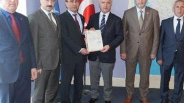 Ak Parti'de Osmancık Ve İskilip İlçe Başkanları Belirlendi