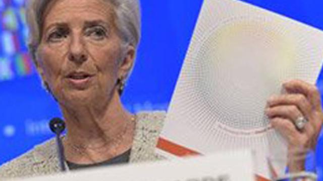 IMF Başkanı Lagarde açıkladı !
