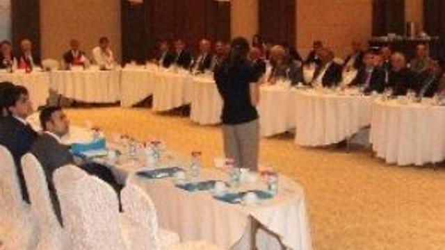 Su Güvenliği Bölgesel Değerlendirme Toplantısı Gerçekleşti