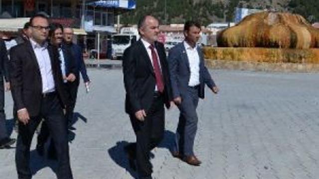 Başkan Gürlesin'nden Turizm Mesajı
