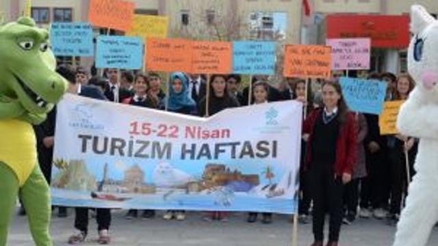 İran Heyetinin Van Gezisi