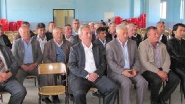 Hisarcık Köylere Hizmet Götürme Birliği Olağan Meclis Toplantısı