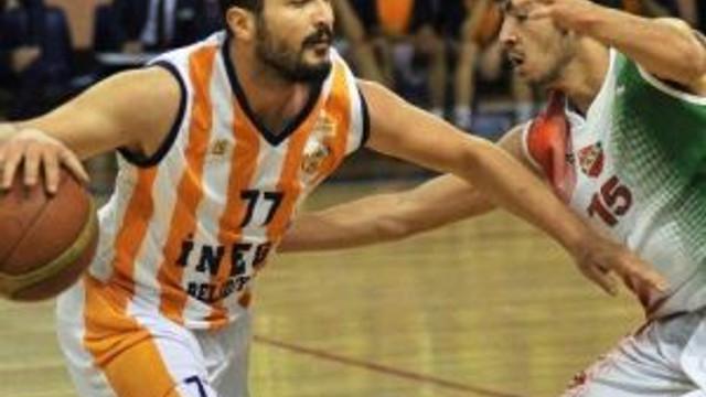 İnegöl Belediyespor - Efespor Basketbol Maçına Davet