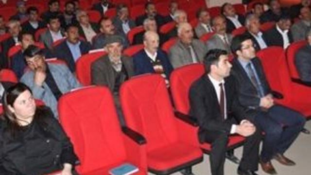 Arpaçay'da Destekleme Projesi Toplantısı Yapıldı