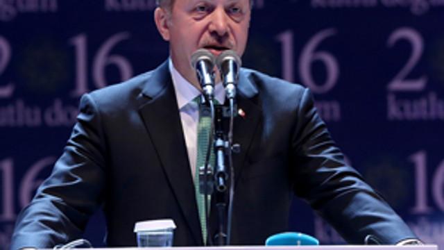 Cumhurbaşkanı Erdoğan, babasıyla yaptığı diyaloğu anlattı !