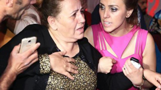 İstanbul'da gece yarısı feci kaza !