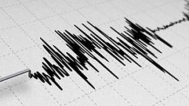 Kıbrıs'ta 4,1 şiddetinde deprem !