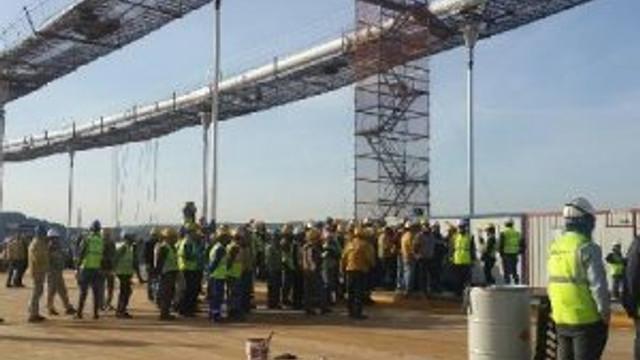 3. Köprü inşaatında ikramiye krizi