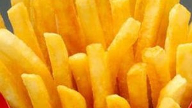 Fast food devinden sınırsız patates