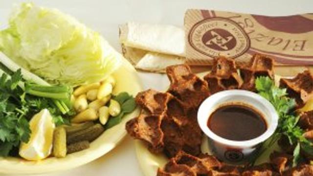 Hıdırellez'i çiğköfte yiyerek kutlayın