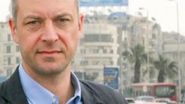 Alman gazeteci sınır dışı edildi