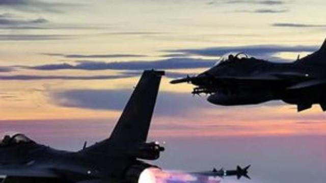 TSK'dan 22 uçakla sınır ötesi operasyon