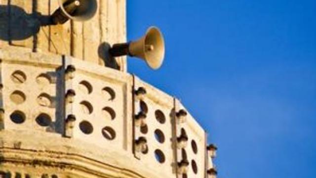 Kırım'da camilere dinleme cihazı koymuşlar !