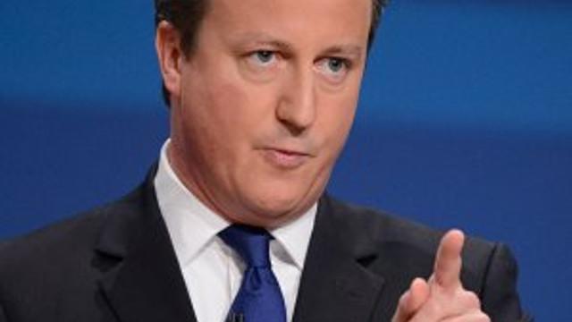 Başbakan Cameron'dan çok ağır gaf !