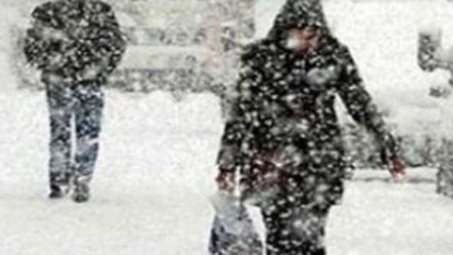 Meteoroloji'den o bölgeye kar uyarısı !
