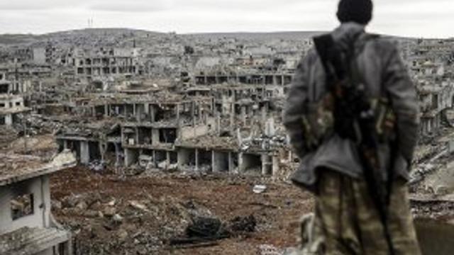 ABD'ye Kobani'de PYD kıyağı
