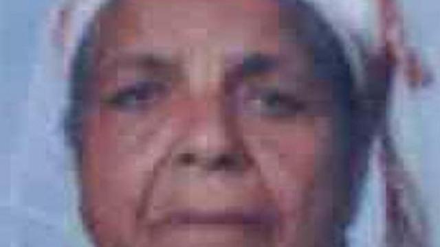Yaşlı kadın intihar etti !