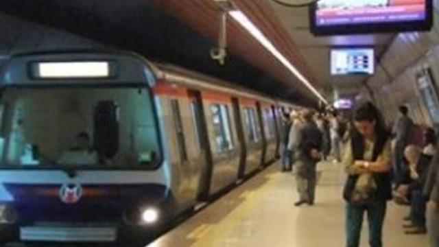 Sürücüsüz metro geliyor !