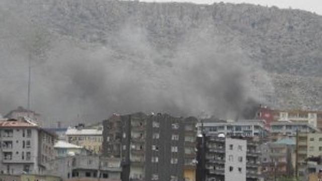 PKK 112 Acil Komuta Merkezi'ne saldırdı