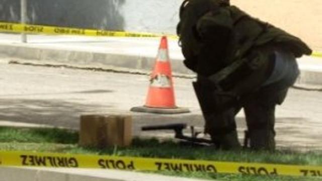 İstanbul'da bomba paniği !