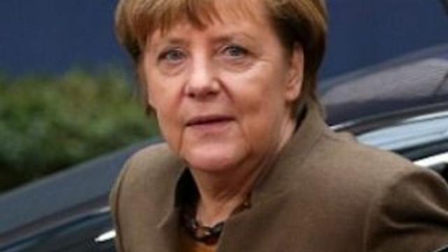 Merkel'den 'Müslüman' açıklaması !