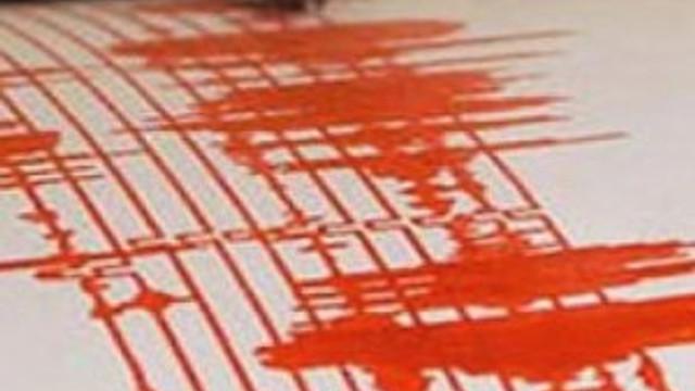 Bitlis'te 3.6 büyüklüğünde deprem !