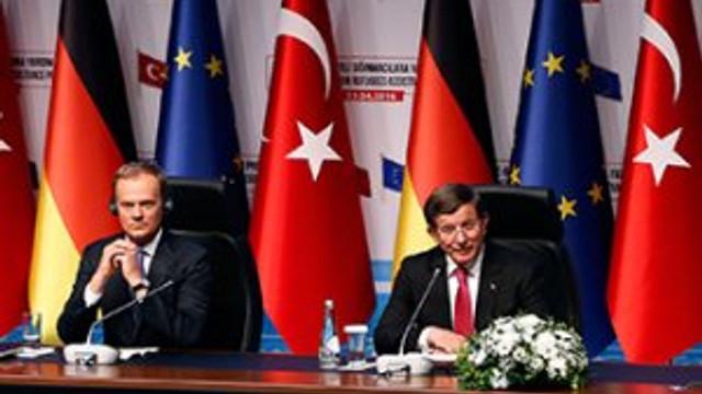 Davutoğlu son sözü söyledi: Vize anlaşması olmazsa...