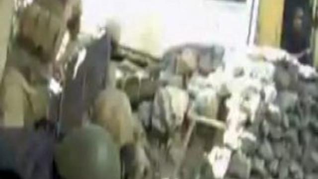 Şırnak'taki operasyondan çok çarpıcı görüntüler