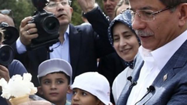 Çankaya Köşkü'nde ilk defa 'çocuk şenliği'