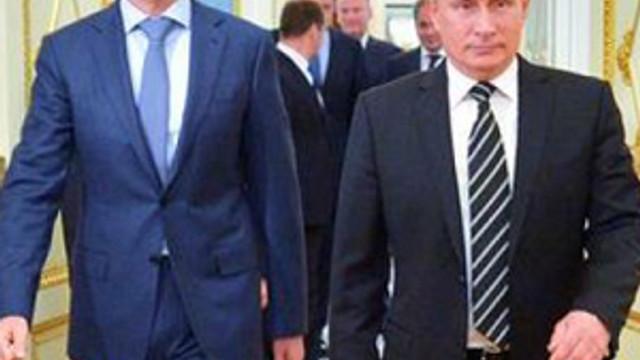 Rusya ve Suriye'den dev anlaşma