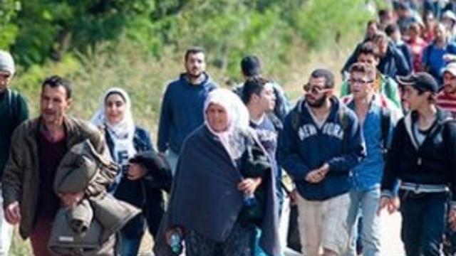 Ülkesine dönen göçmenlere para verilecek