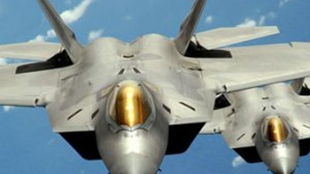 ABD'nin savaş uçakları Romanya'da