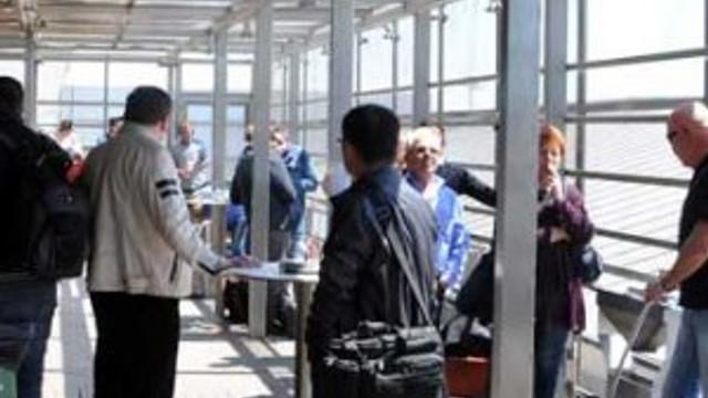 Atatürk Havalimanı'nda skandal ! Ellerinden kaçırdılar