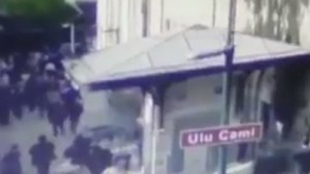 Bursa'daki saldırıda ilginç detay