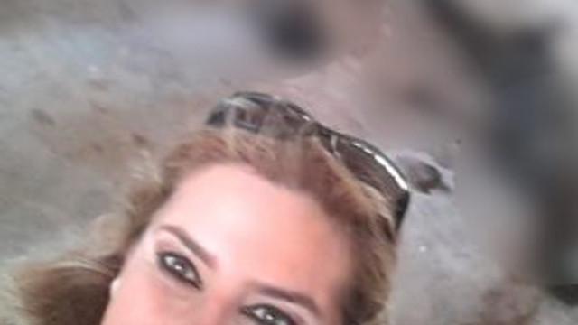 Esad yanlısı gazeteciden katliam selfiesi