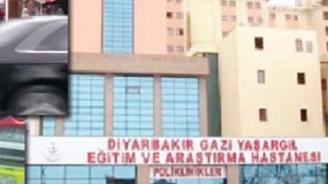 O hastanelerde binlerce PKK'lı tedavi edilmiş !
