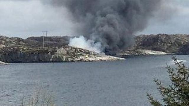Ülkeyi sarsan kaza ! Helikopter yere çakıldı