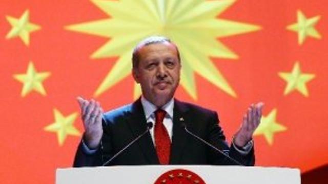 Erdoğan: ''Tarihimizi 1919'dan başlatan tarih anlayışını reddediyorum''