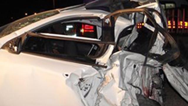 Afyon'da katliam gibi kaza: 4 ölü