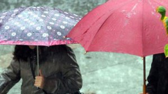 Cumartesi gününe kadar yağış var