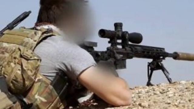 ABD, İngiliz ve Fransız askerleri YPG saflarında