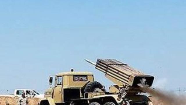 Çatışma çıktı ! 80 IŞİD'li öldürüldü !