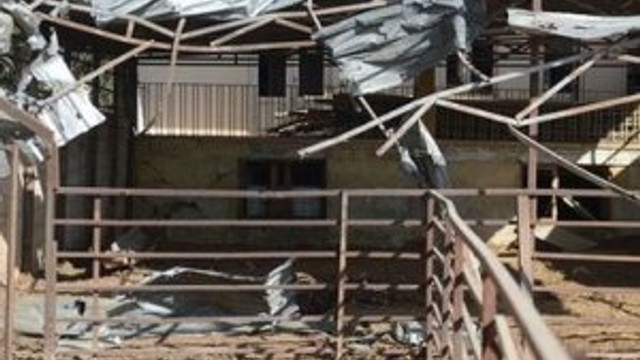IŞİD yine 2 roket mermisiyle Kilis'i vurdu !