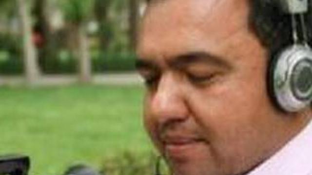 Genç sunucu canlı yayında öldü