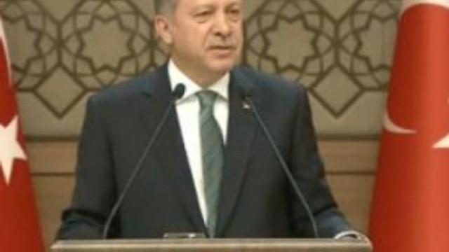 Erdoğan'ın bu sözleri Davutoğlu'na mı ?