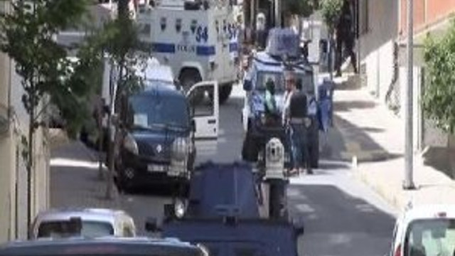 İstanbul'da DHKP-C'ye operasyon !
